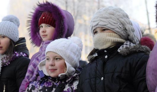 Морозные ночи ожидаются в Ижевске в выходные