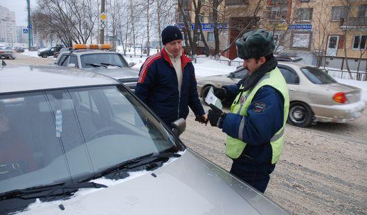 Россияне не обязаны выходить из машин по требованию гаишников