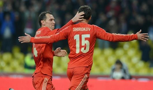 Сборная России по футболу проведет матч с Бразилией
