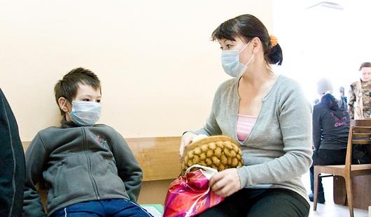 Эпидемия гриппа и ОРВИ в Удмуртии пошла на спад