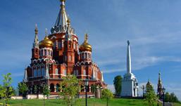 Свято-Михайловский собор и музей Калашникова участвуют в конкурсе достопримечательностей России
