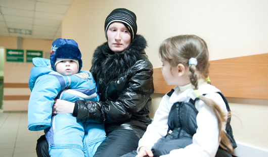 Участковые педиатры Ижевска проведут недельную «итальянскую» забастовку