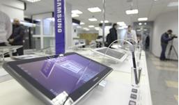 Компания SAMSUNG открывает первый фирменный магазин в Ижевске