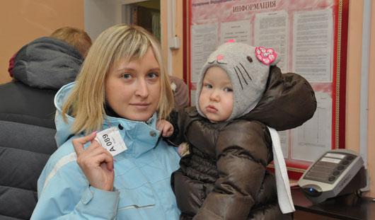 В Ижевске выросли очереди за загранпаспортами