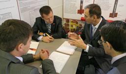 Выставочный центр «УДМУРТИЯ» запускает новый проект «Время бизнес-встреч»