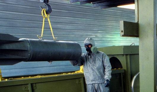 Уничтожение химоружия в Удмуртии начнется в этом году