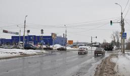 На перекрестке Пушкинская - Чугуевского в Ижевске изменили работу светофоров
