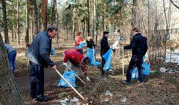 В начале апреля в Ижевске начнутся субботники