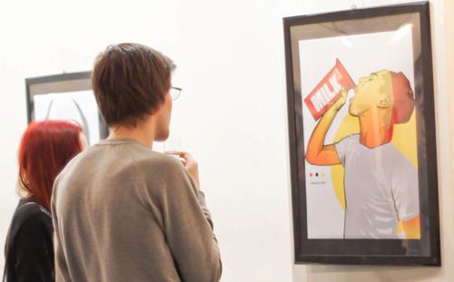 В Ижевске проходит выставка молодого дизайнера