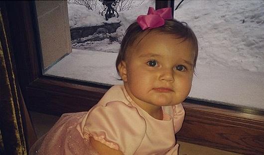 Кристина Орбакайте выложила фото дочки в соцсети в день ее рождения