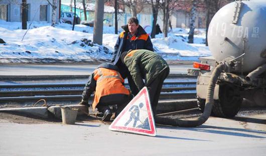 На каких улицах Ижевска заделают ямы 3 апреля?