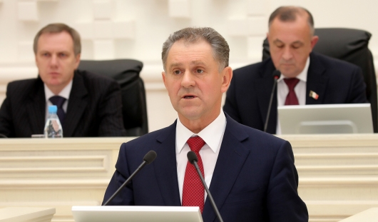 Президент Удмуртии об ижевских дорогах: нужно рублем наказывать виновных
