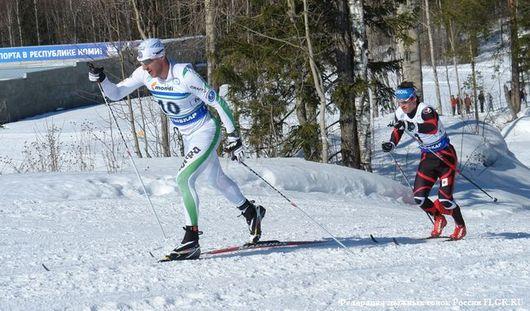 Лыжник из Удмуртии взял «серебро» на чемпионате России