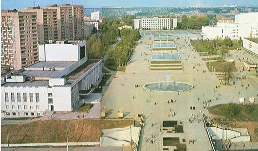 6 малоизвестных фактов о Центральной площади Ижевска