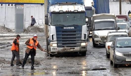 Какие дороги отремонтируют в Ижевске в воскресенье, 7 апреля