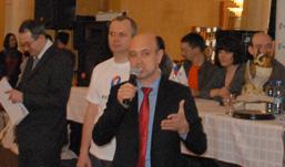 «Ростелеком» наградил победителей Первого открытого чемпионата Ижевска по игре «Что? Где? Когда?»