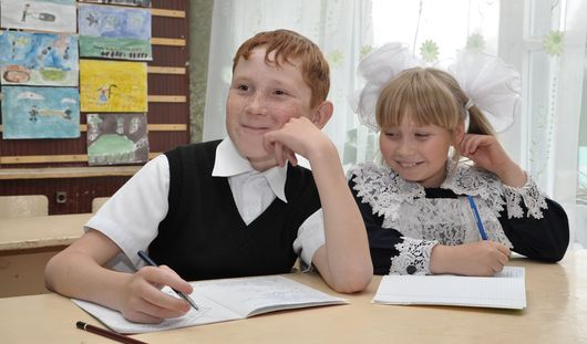 К 1 сентября 2013 года  все школы Ижевска определятся, нужна ли им школьная форма