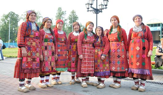 Бурановские бабушки снимутся в клипе для Олимпиады в Сочи