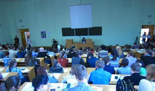 Ижевск стал вторым по числу участников, написавших «Тотальный диктант»