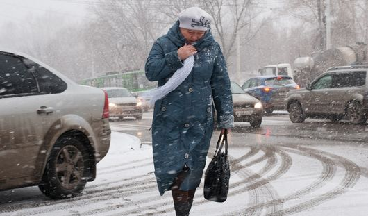 Главный синоптик Ижевска: снег в апреле – это не так уж и удивительно