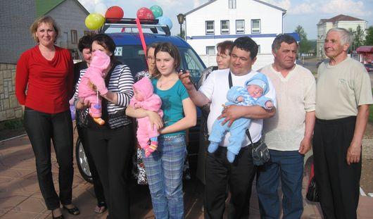 В День семьи в Удмуртии вручат первые знаки «Родительская слава»