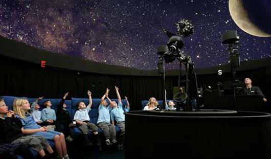 Где ижевчане могут стать ближе к Космосу?
