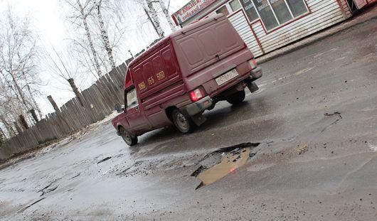 Где в Ижевске будут чинить дороги в пятницу, 12 апреля?