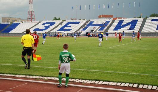 Ижевские футболисты «Зенит-Дубль» открывают сезон матчем с командой из Оренбурга