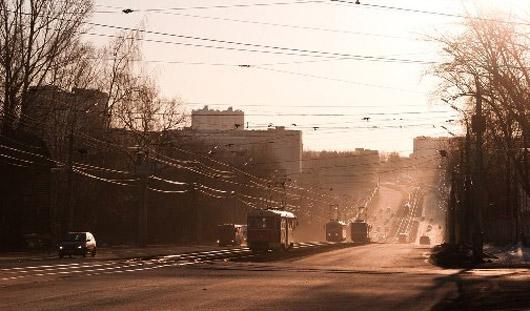 ЧП с полицейскими и ожидаемое потепление: о чем говорят в Ижевске утром