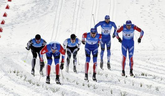 Лыжник из Удмуртии выиграл «бронзу» на чемпионате России