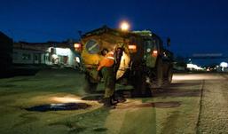 На каких улицах Ижевска 15 апреля станет меньше ям?