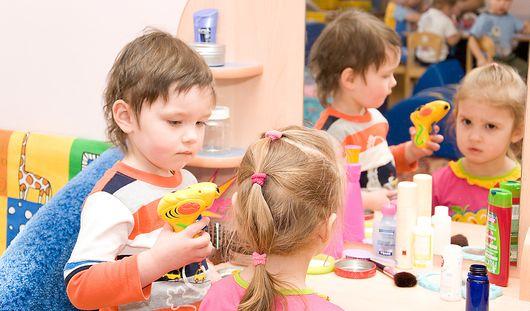 Около 7 тысяч малышей в Ижевске должны получить путевку в детский сад