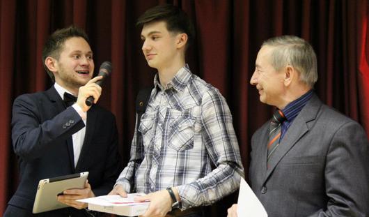 В Ижевске наградили самых грамотных участников «Тотального диктанта 2013»