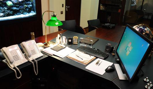 Рыцари рабочего стола - 5: как выглядят рабочие места известных в Ижевске людей