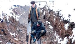 Во время ремонта магистральных сетей горячую воду и тепло у ижевчан отключать не будут