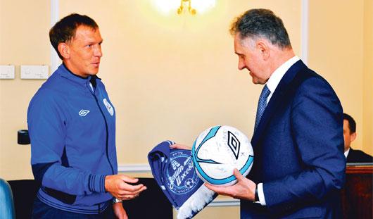 Футболистам «Зенита-Ижевск» ищут федеральную площадку для тренировок