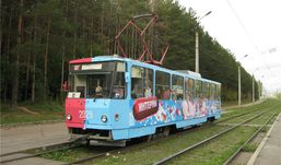 Дурацкий вопрос: можно ли заклеивать рекламой окна в общественном транспорте Ижевска?