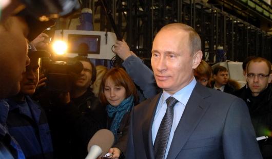 Названа дата проведения прямой линии с Президентом России