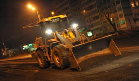 Где в Ижевске отремонтируют дороги в пятницу, 19 апреля