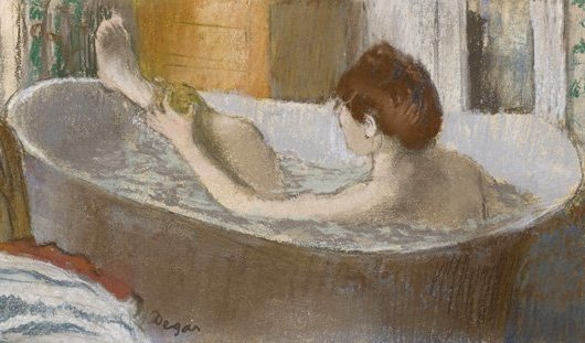 Врачи не рекомендуют мыться чаще двух раз в неделю