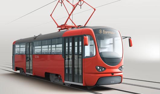 В Ижевске запустят антивандальный трамвай и установят «неубиваемые» остановки