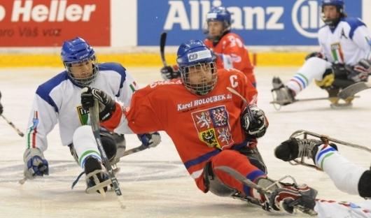 Следж-хоккеисты Удмуртии выиграли «бронзу» чемпионата мира в составе национальной сборной