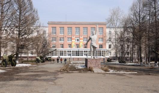 30 апреля в ИжГТУ откроется Парк Победы