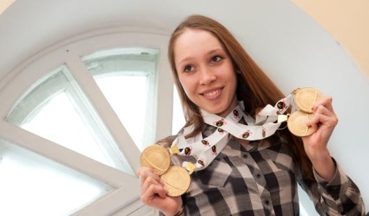 Ульяна Кайшева названа одной из сильнейших биатлонисток России