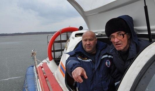 Эвакуация рыбаков и жалоба Путину на плохие дороги: чем в Ижевске запомнилась эта неделя
