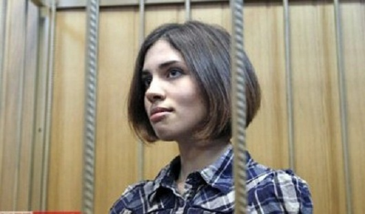 Участнице Pussy Riot отказали в условно-досрочном освобождении
