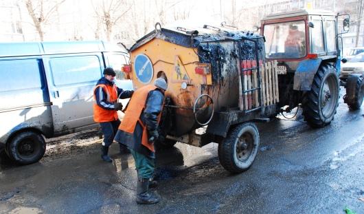 Какие дороги отремонтируют в Ижевске ночью 27 апреля