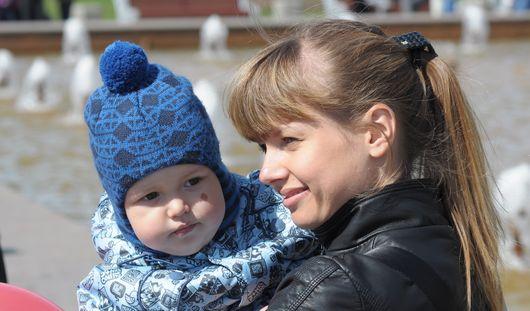 В первое воскресенье мая в Ижевске потеплеет до +24 градусов