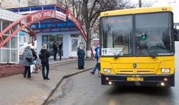 Как будет ходить общественный транспорт в майские праздники в Ижевске?