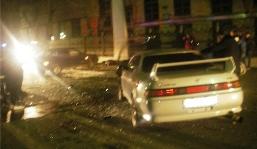 Авария в проезде Дерябина в Ижевске: два человека погибли